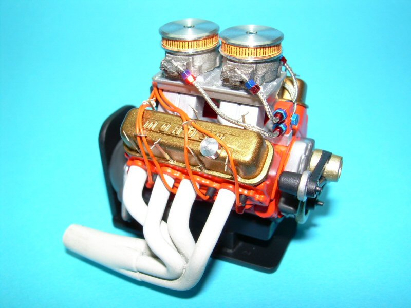 pro tech gallery Scale Car Model Ford Engines pro tech gallery \